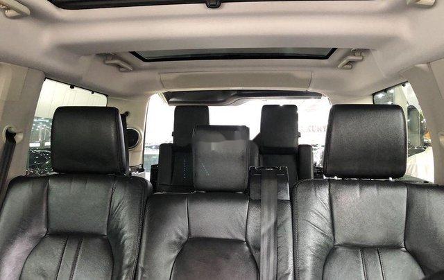 Bán xe LandRover Discovery đời 2010, màu vàng số tự động, hiếm có khó tìm6