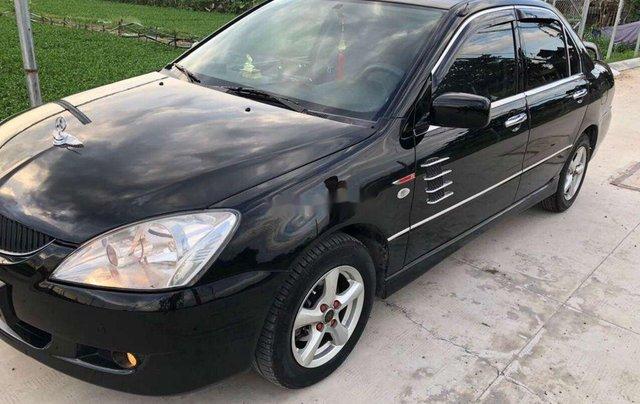 Lên đời bán Mitsubishi Lancer năm 2003, màu đen, máy chất2