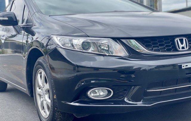 Bán ô tô Honda Civic 1.8AT 2015, màu đen, giá chỉ 515 triệu1