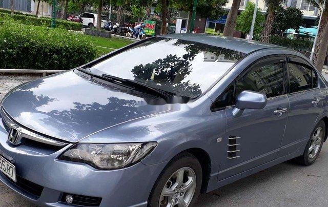 Bán Honda Civic năm sản xuất 2007 còn mới giá cạnh tranh0