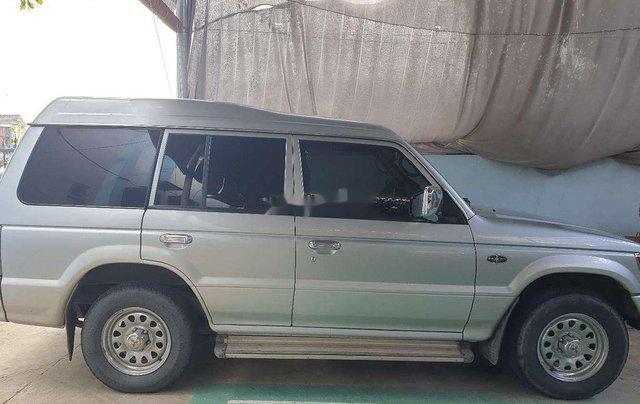 Gia đình bán Mitsubishi Pajero sản xuất năm 2003, màu bạc, nhập khẩu0