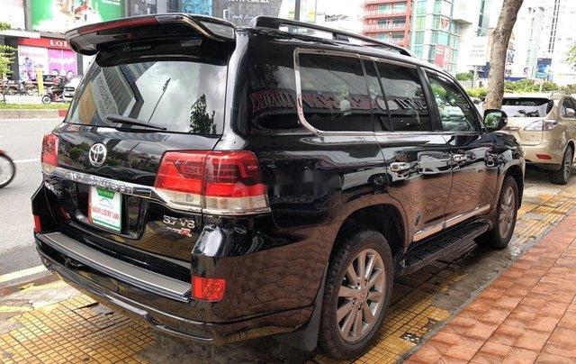 Bán Toyota Land Cruiser đời 2018, màu đen, siêu hiếm, cực chất10