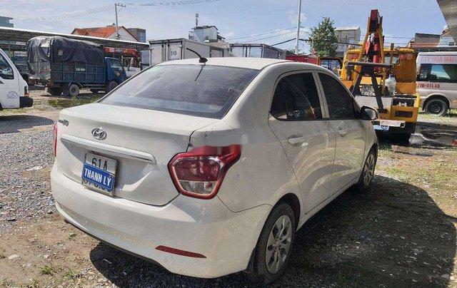 Bán Hyundai Grand i10 năm sản xuất 2017, màu trắng5