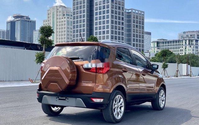 Cần bán Ford EcoSport sản xuất năm 2018 còn mới, 555tr5