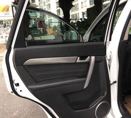 Bán xe Chevrolet Captiva 2017, màu trắng, số tự động, 428 triệu25