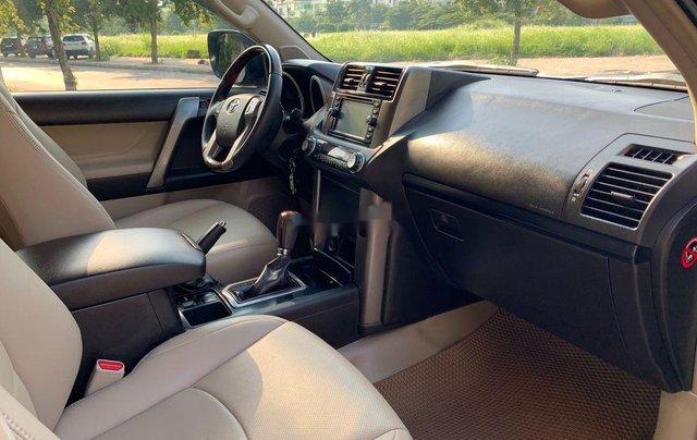 Bán xe Toyota Land Cruiser Prado TXL đời 2010, màu đen, nhập khẩu 6