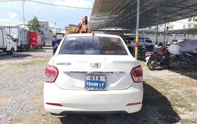 Bán Hyundai Grand i10 năm sản xuất 2017, màu trắng3