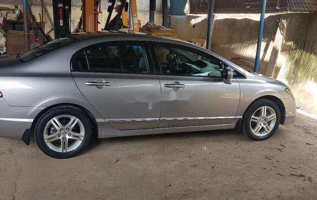 Bán Honda Civic 2.0 AT năm sản xuất 2009, màu xám, giá chỉ 360 triệu4