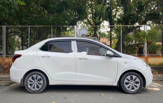 Bán ô tô Hyundai Grand i10 sản xuất 2018, màu trắng1