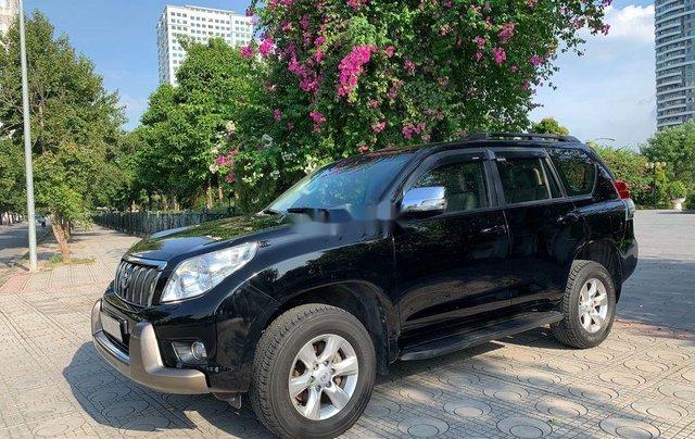 Bán xe Toyota Land Cruiser Prado TXL đời 2010, màu đen, nhập khẩu 1