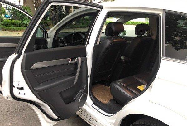 Bán xe Chevrolet Captiva 2017, màu trắng, số tự động, 428 triệu24