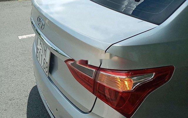 Bán xe Hyundai Grand i10 năm sản xuất 2019, màu bạc 2