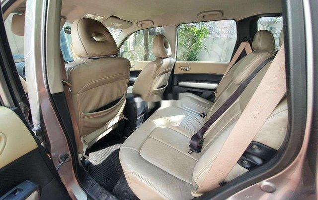 Cần bán gấp Nissan X trail đời 2008, màu xám, nhập khẩu nguyên chiếc4