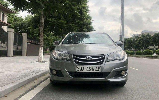 Bán Hyundai Avante sản xuất 2011, màu xám, 320tr0