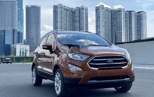 Cần bán Ford EcoSport sản xuất năm 2018 còn mới, 555tr1