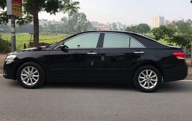 Lên đời bán Toyota Camry năm 2010, màu đen6