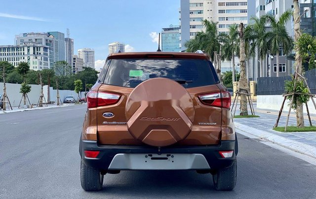Cần bán Ford EcoSport sản xuất năm 2018 còn mới, 555tr4