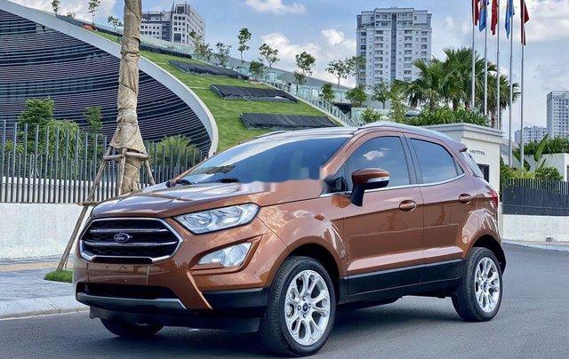 Cần bán Ford EcoSport sản xuất năm 2018 còn mới, 555tr0