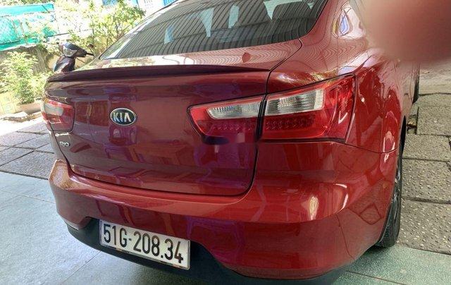 Chính chủ bán Kia Rio 2016, màu đỏ, nhập khẩu nguyên chiếc3