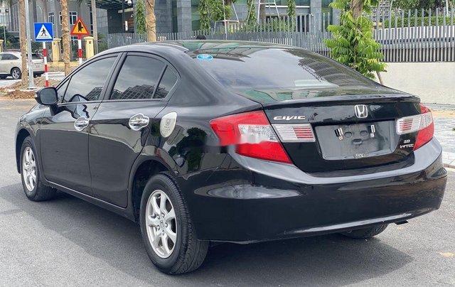 Bán ô tô Honda Civic 1.8AT 2015, màu đen, giá chỉ 515 triệu4