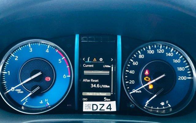 Bán ô tô Toyota Fortuner đời 2020, màu trắng13