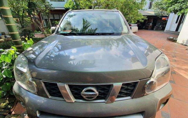 Cần bán gấp Nissan X trail đời 2008, màu xám, nhập khẩu nguyên chiếc5