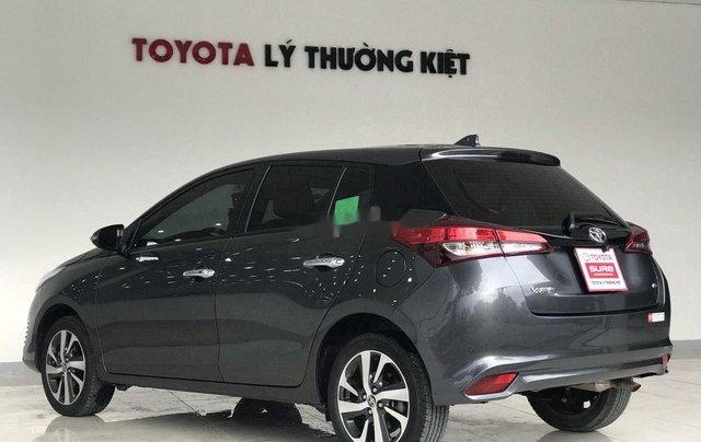 Bán Toyota Yaris đời 2018, màu xám còn mới giá cạnh tranh6