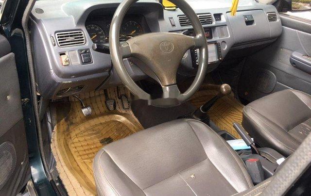 Cần bán gấp Toyota Zace đời 2005, màu xanh, giá 140tr9
