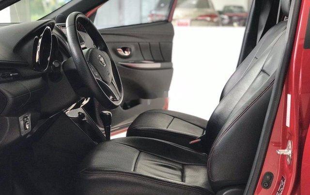 Bán Toyota Yaris đời 2016, màu đỏ5