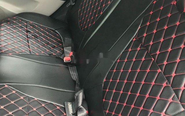 Bán ô tô Hyundai Accent sản xuất năm 2011, màu xám, nhập khẩu 8