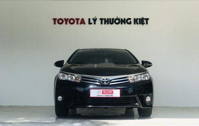 Cần bán Toyota Corolla Altis sản xuất năm 2017, màu đen, giá chỉ 650 triệu0