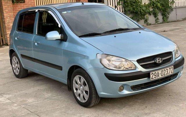 Bán Hyundai Getz năm sản xuất 2010, nhập khẩu chính chủ, 165tr0