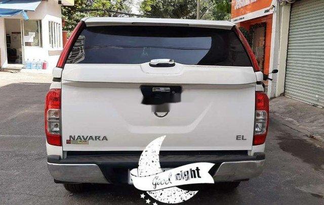 Bán xe Nissan Navara năm sản xuất 2018, màu trắng  1