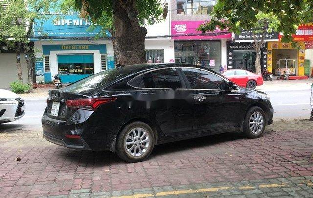 Bán xe Hyundai Accent 1.4MT đời 2018, màu đen chính chủ4