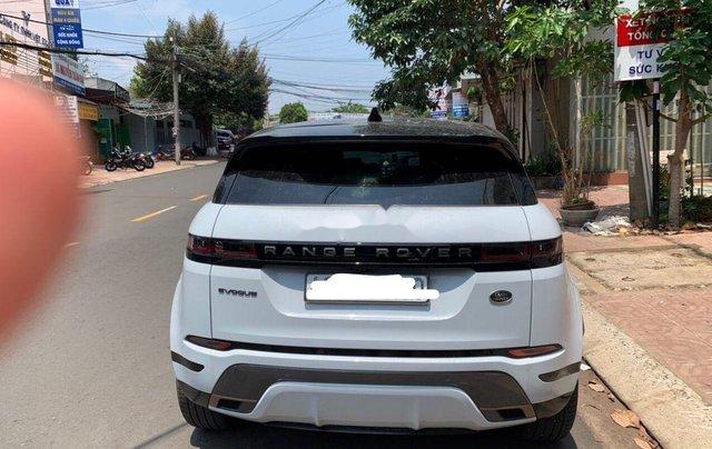 Cần bán gấp LandRover Range Rover Evoque sản xuất 2019, màu trắng, nhập khẩu 0