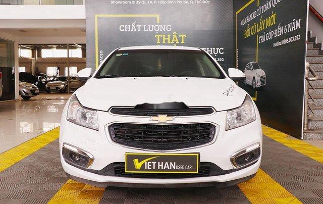 Cần bán nhanh với giá thấp chiếc Chevrolet Cruze LT 1.6MT đời 2017, xe chính chủ0