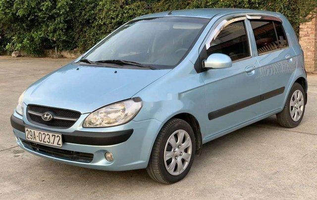Bán Hyundai Getz năm sản xuất 2010, nhập khẩu chính chủ, 165tr4