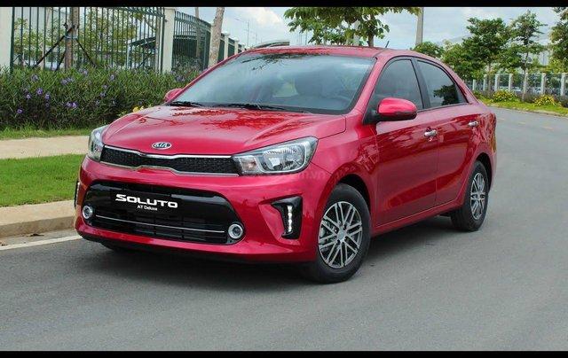 Bán gấp Kia Soluto 2020 all new - giao xe ngay đủ màu - giá tốt tháng 9 - nhiều ưu đãi kèm quà tặng khủng3