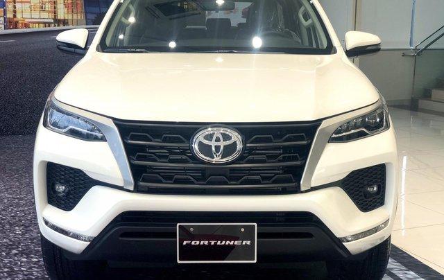Toyota Fortuner model 2021 đủ màu giao ngay, chỉ 255tr là có xe0