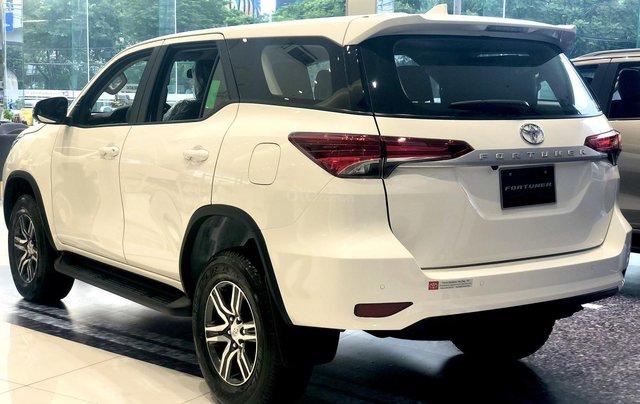 Toyota Fortuner model 2021 đủ màu giao ngay, chỉ 255tr là có xe2