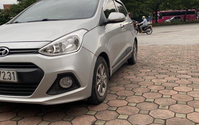 Gia đình cần bán xe Hyundai i10 hatchback 2014, đăng ký 20151