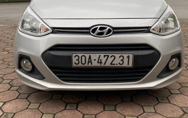 Gia đình cần bán xe Hyundai i10 hatchback 2014, đăng ký 20150