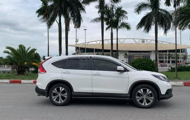 Bán Honda CRV bản 2.4 đời 2014 màu trắng3