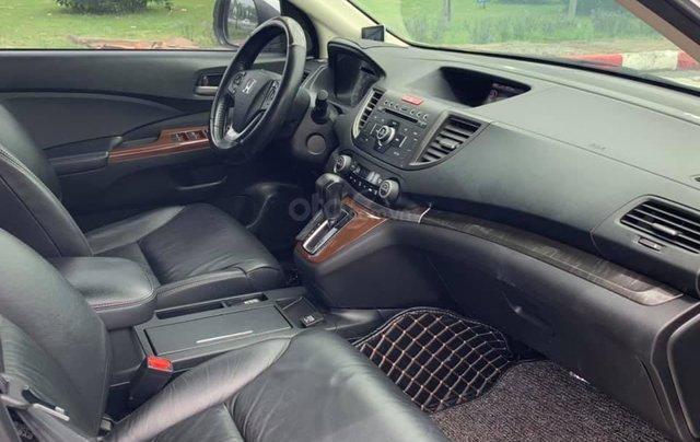 Bán Honda CRV bản 2.4 đời 2014 màu trắng5