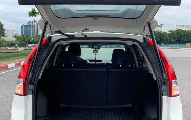 Bán Honda CRV bản 2.4 đời 2014 màu trắng7