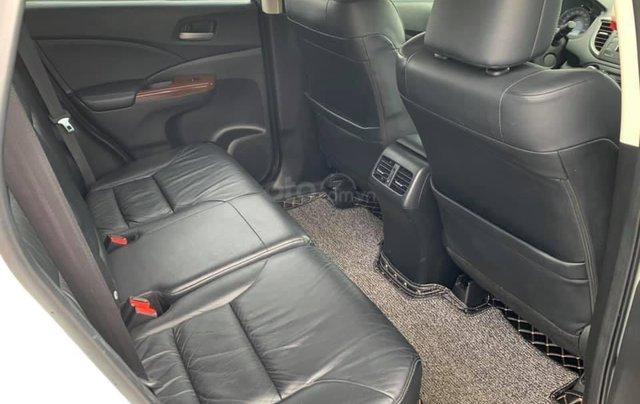Bán Honda CRV bản 2.4 đời 2014 màu trắng6