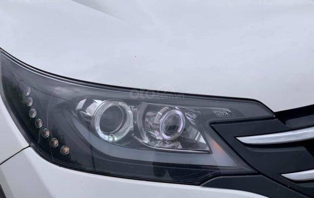 Bán Honda CRV bản 2.4 đời 2014 màu trắng13