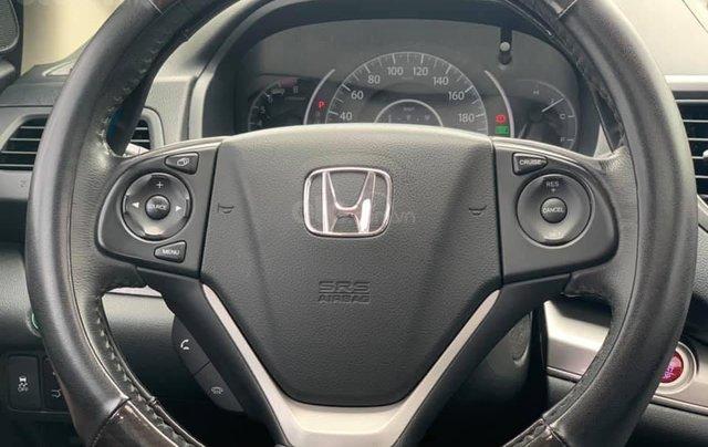 Bán Honda CRV bản 2.4 đời 2014 màu trắng10