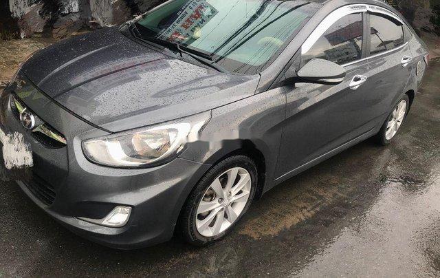 Bán ô tô Hyundai Accent sản xuất năm 2011, màu xám, nhập khẩu 3