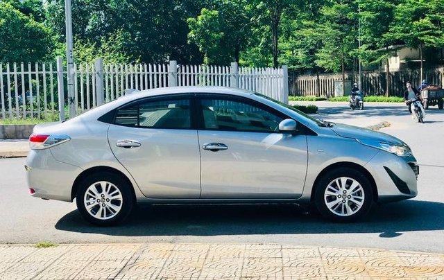 Bán Toyota Vios đời 2018, màu bạc, 410 triệu15